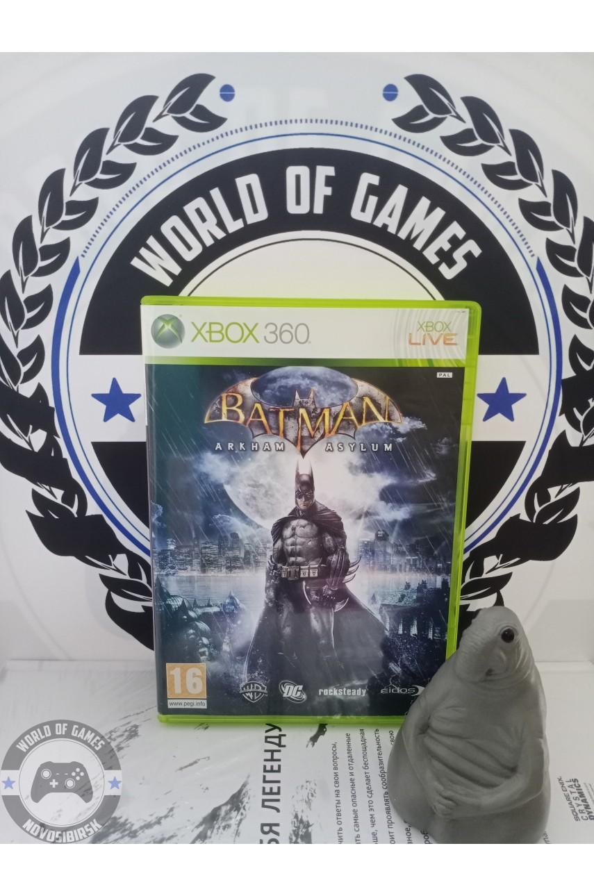 Batman Arkham Asylum [Xbox 360]