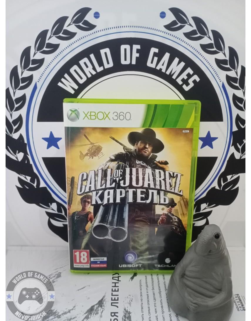 Call of Juarez Картель [Xbox 360]