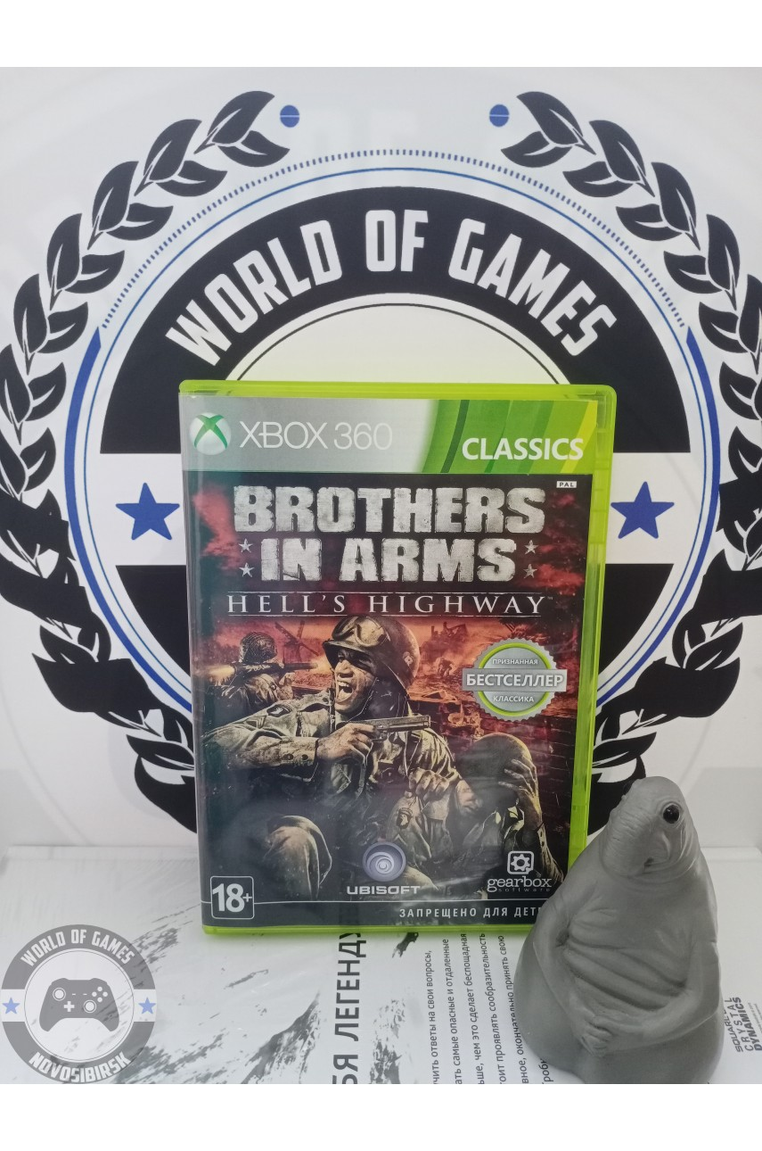 Brothers in Arms Hell's Highway [Xbox 360]