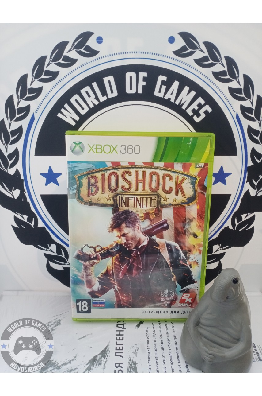 Bioshock Infinite [Xbox 360]