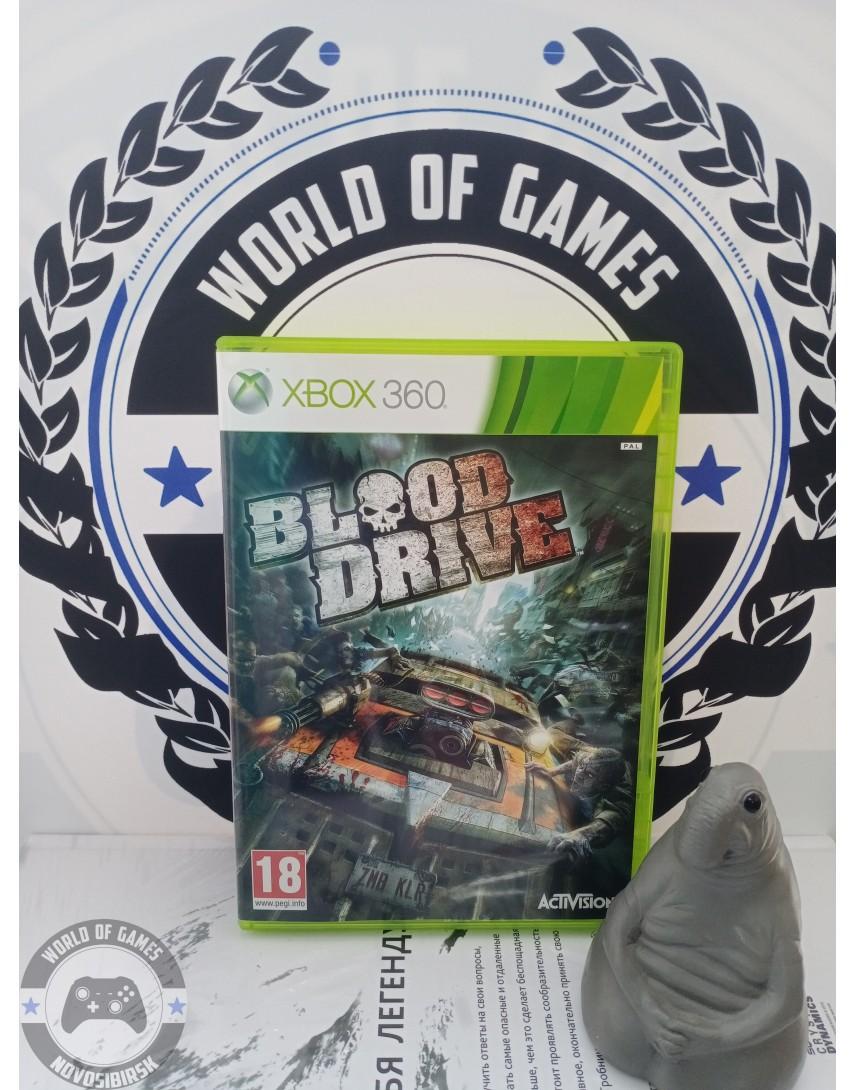 Blood Drive [Xbox 360]