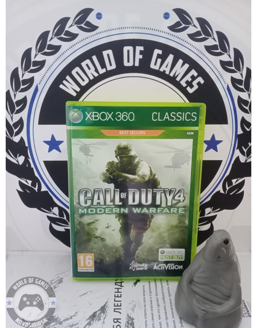 Call of Duty Modern Warfare [Xbox 360]