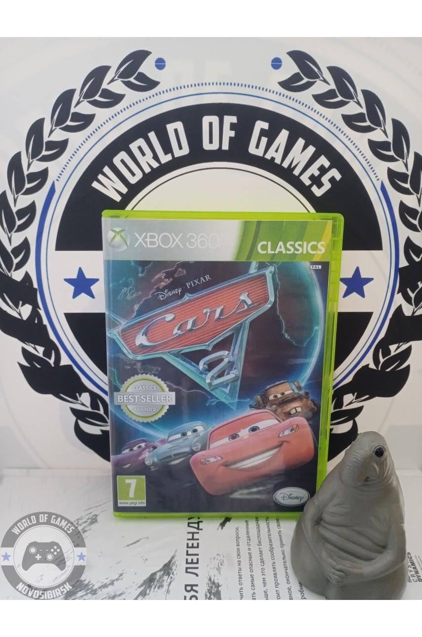 Тачки 2 [Xbox 360]