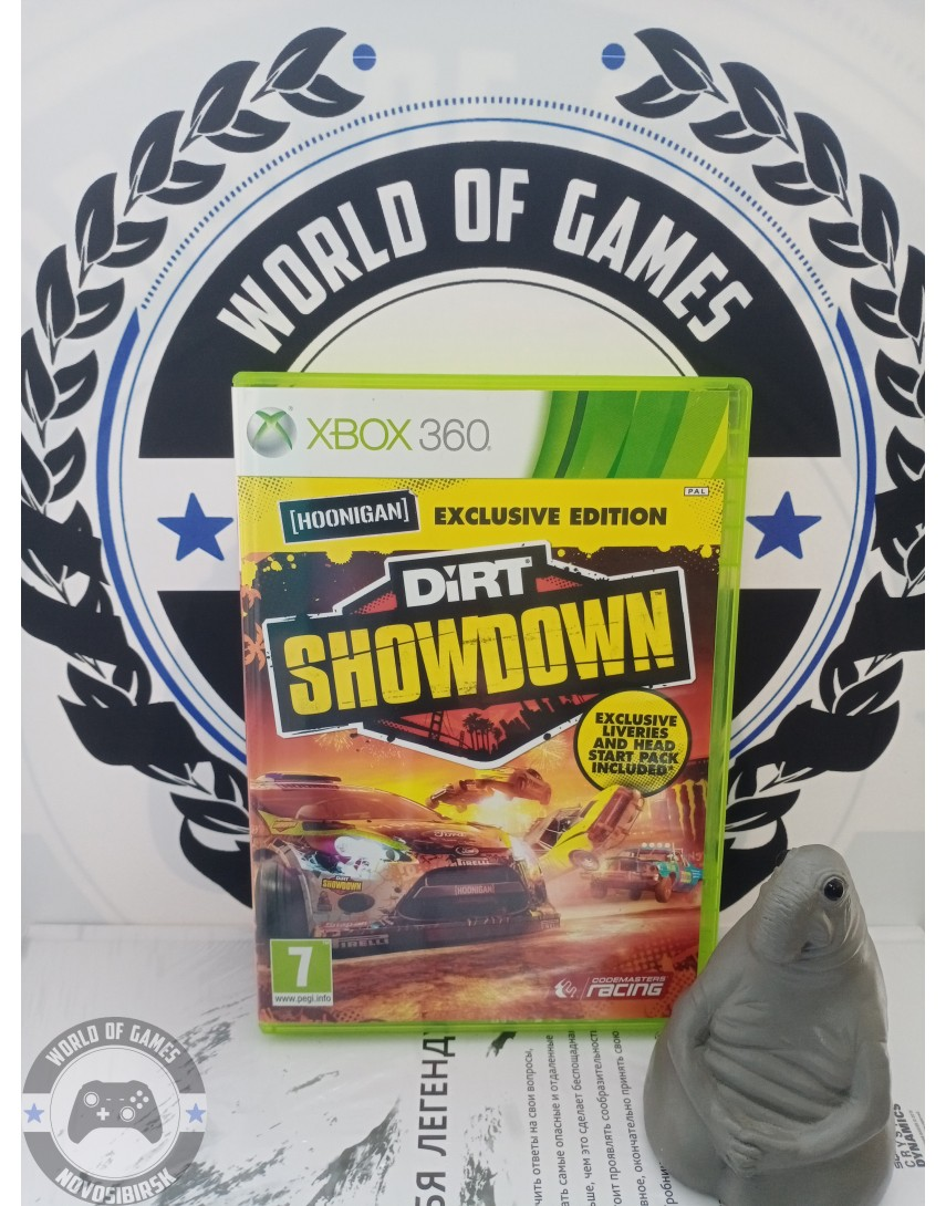 Dirt Showdown [Xbox 360]