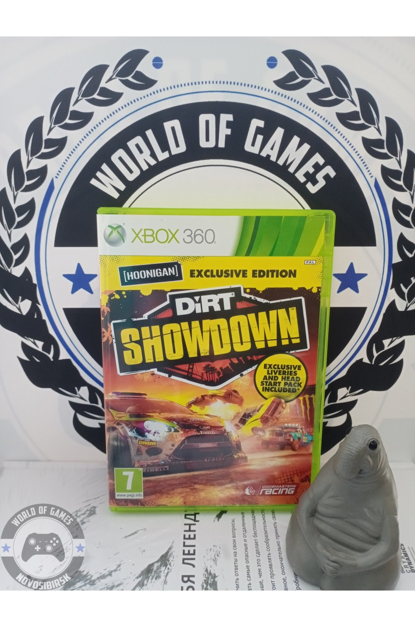 Dirt Showdown [Xbox 360]