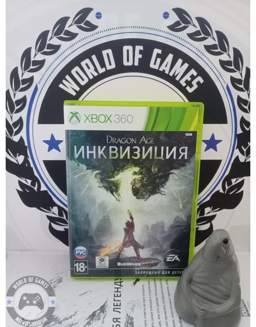 Dragon age Инквизиция [Xbox 360]