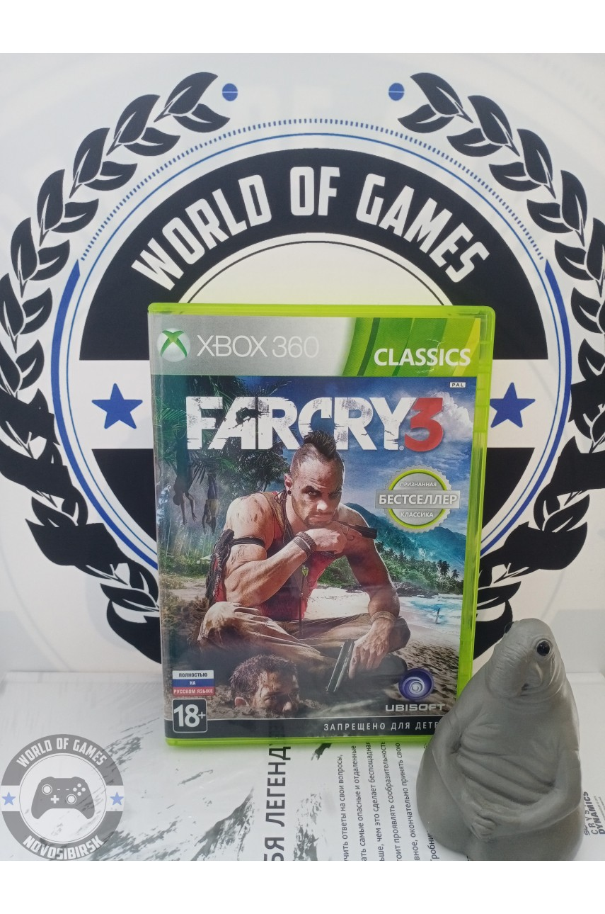 Far Cry 3 [Xbox 360]