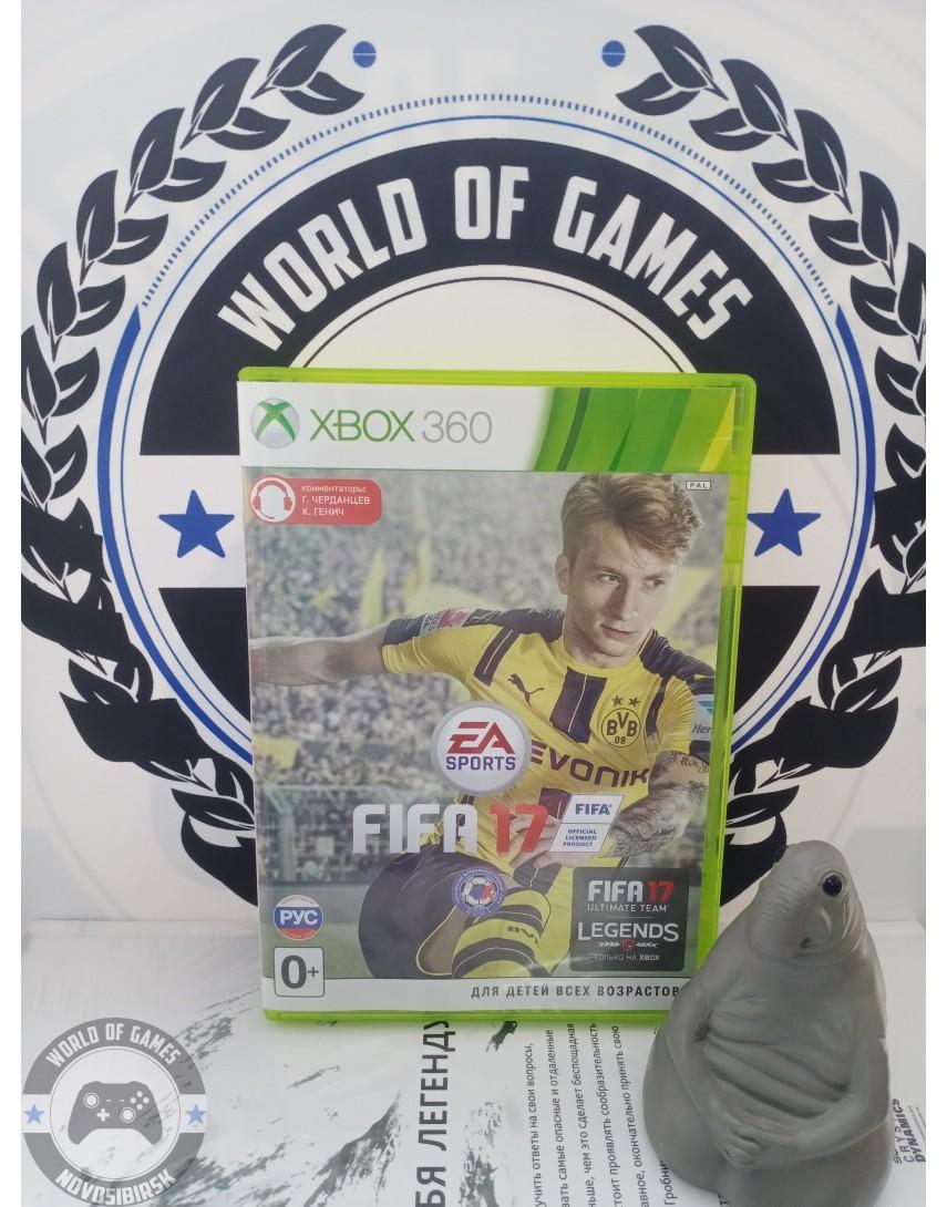 FIFA 17 [Xbox 360]