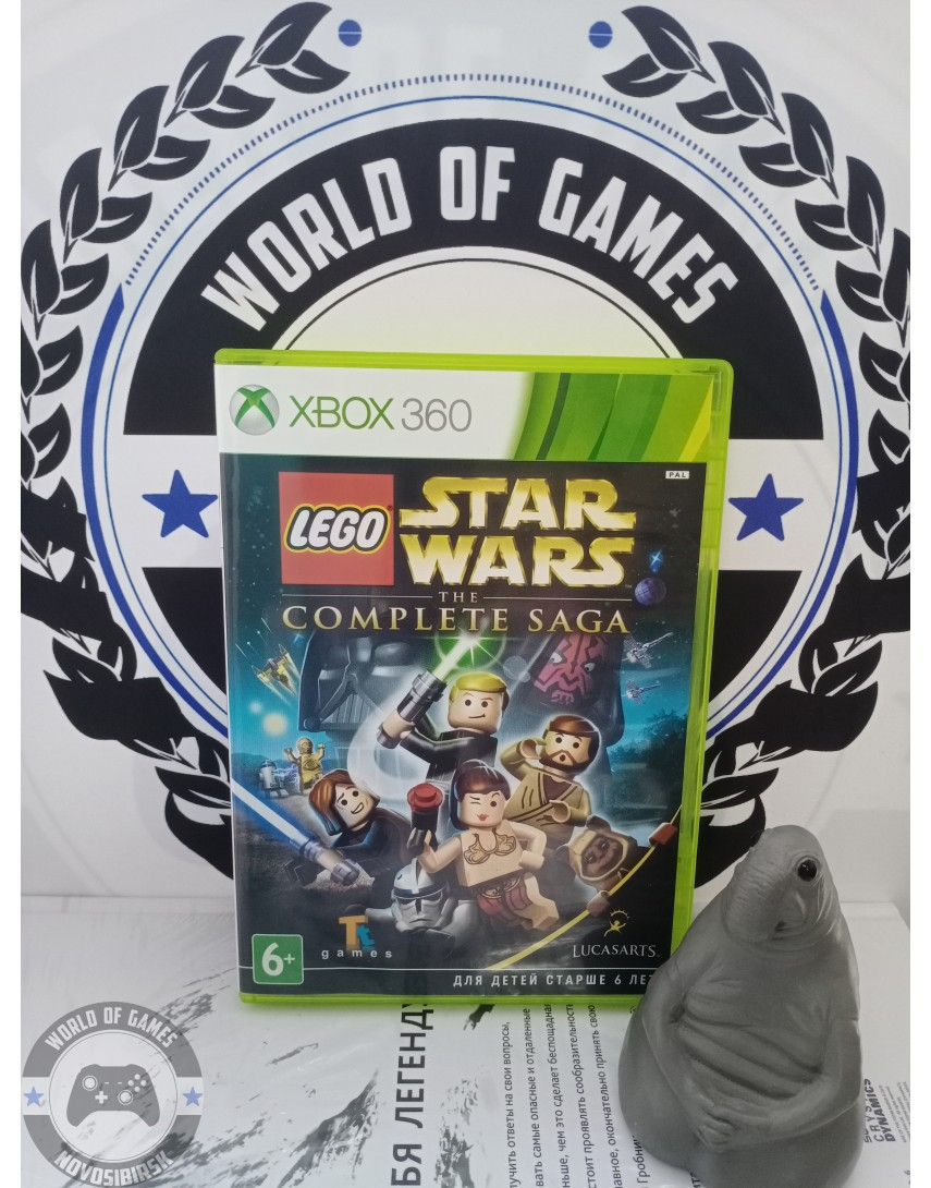 LEGO Star Wars The Complete Saga [Xbox 360]