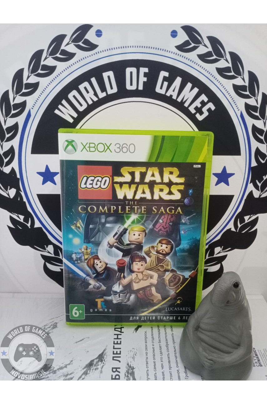 LEGO Star Wars The Complete Saga [Xbox 360]