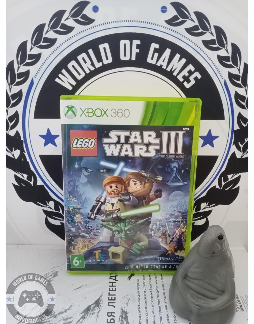 LEGO Star Wars 3 The Clone Wars [Xbox 360]