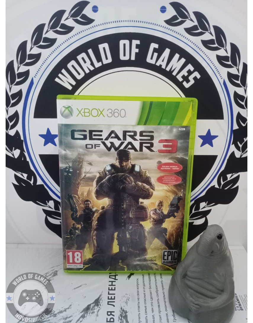 Gears of War 3 [Xbox 360]