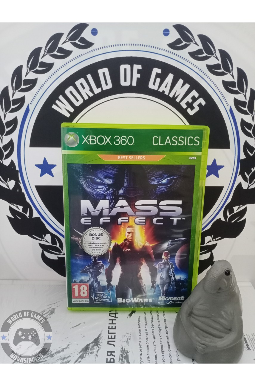 Mass Effect [Xbox 360]