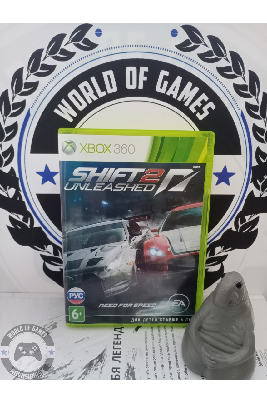 Shift 2 Unleashed [Xbox 360]