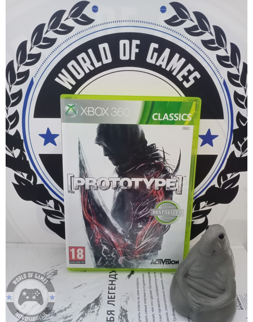 Prototype [Xbox 360]