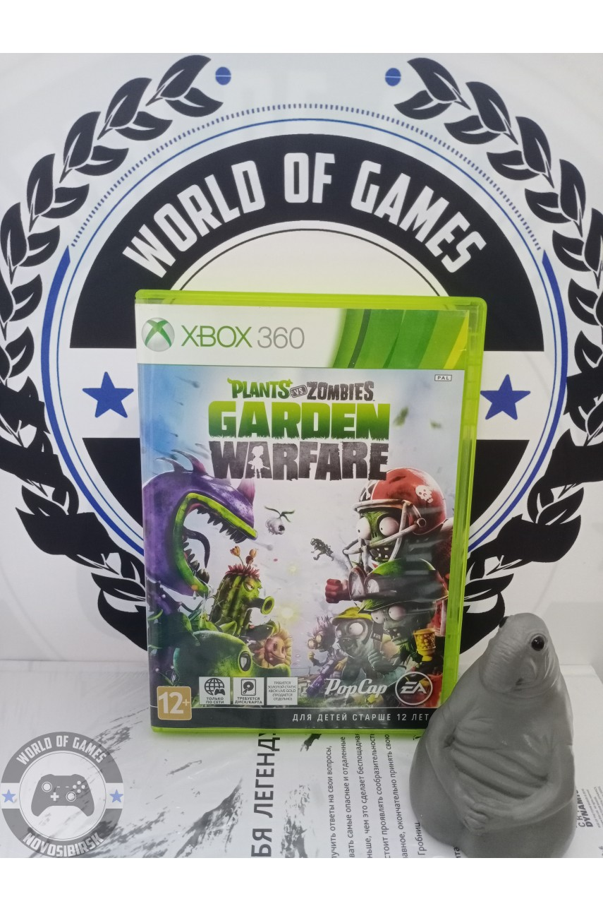 Plants vs Zombies Garden Warfare [Xbox 360]