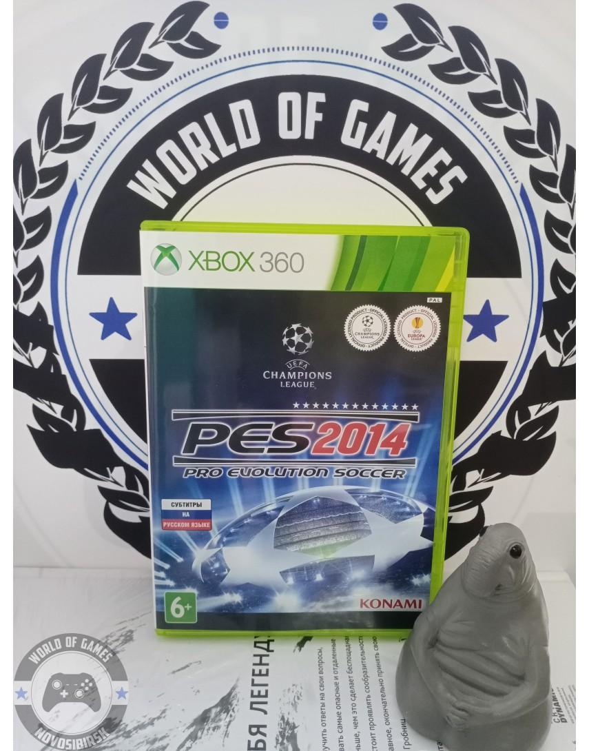 PES 2014 [Xbox 360]