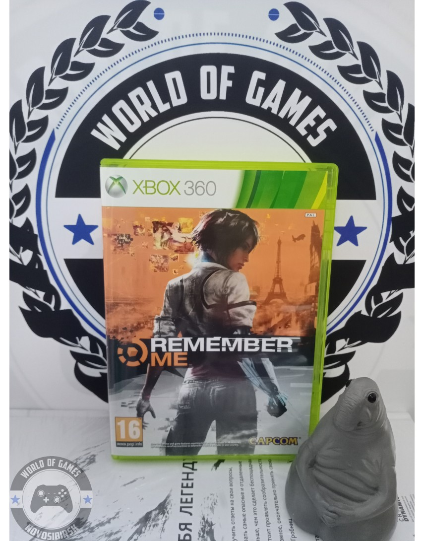 Remember Me [Xbox 360]