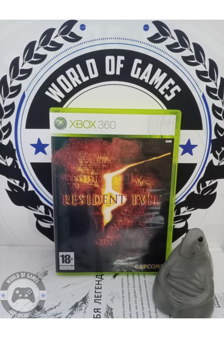 Resident Evil 5 [Xbox 360]