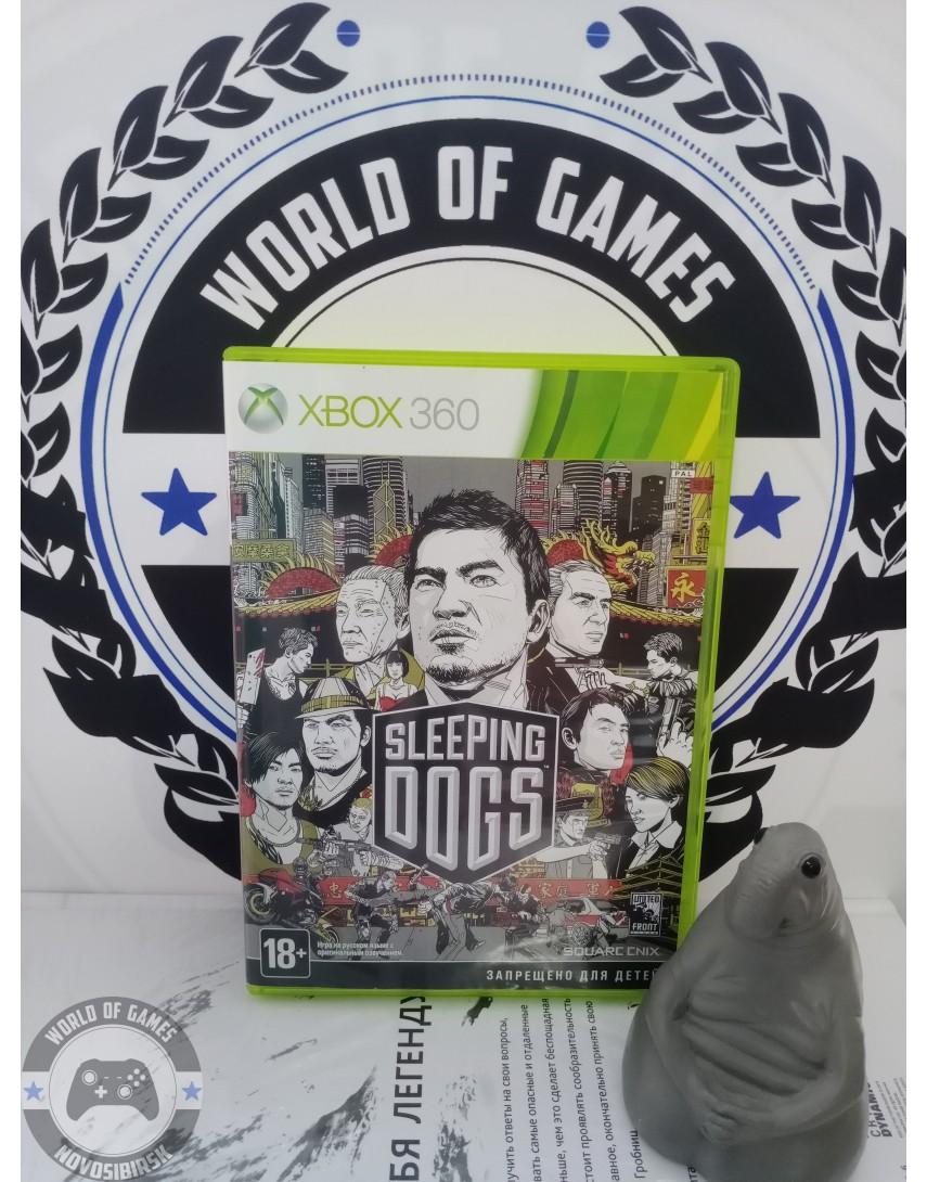 Sleeping Dogs [Xbox 360]