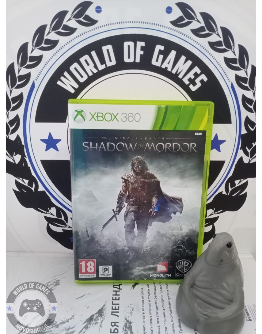 Средиземье Тени Мордора [Xbox 360]