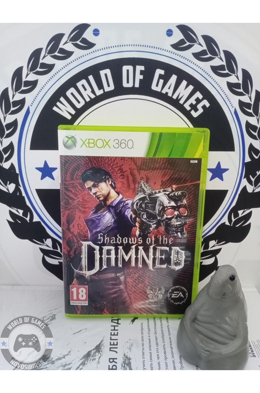 Shadows of the Damned [Xbox 360]