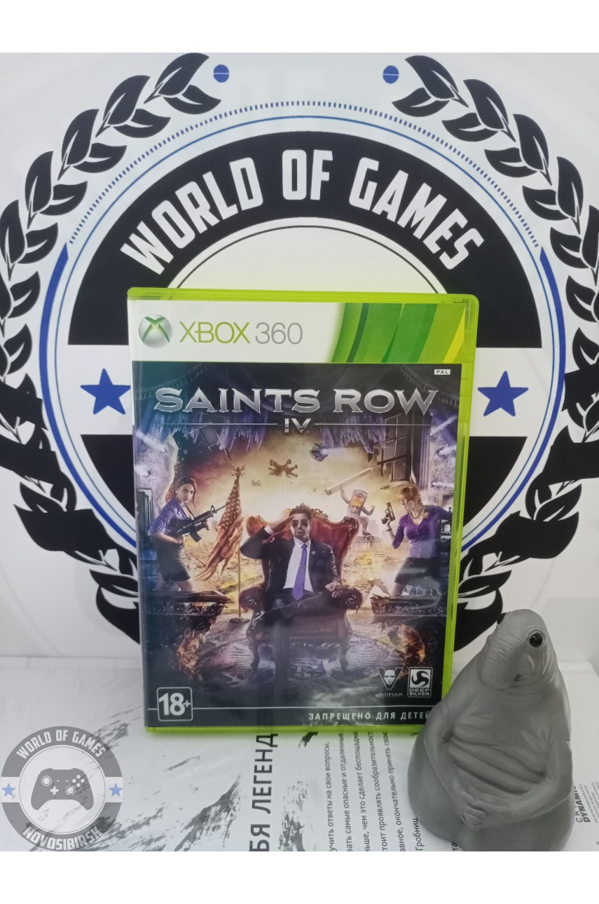 Saints Row 4 [Xbox 360]