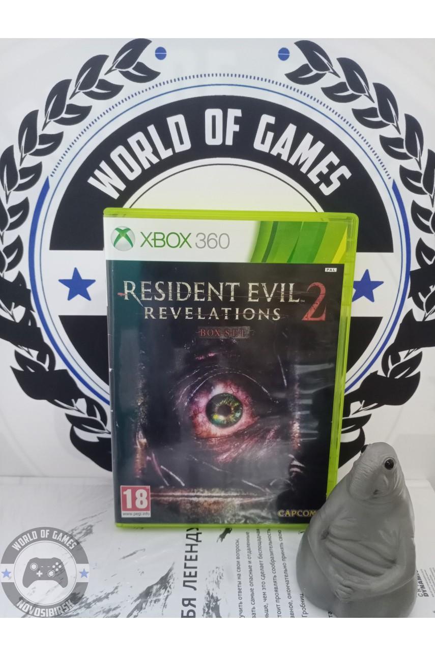 Resident Evil Revelations 2 [Xbox 360]