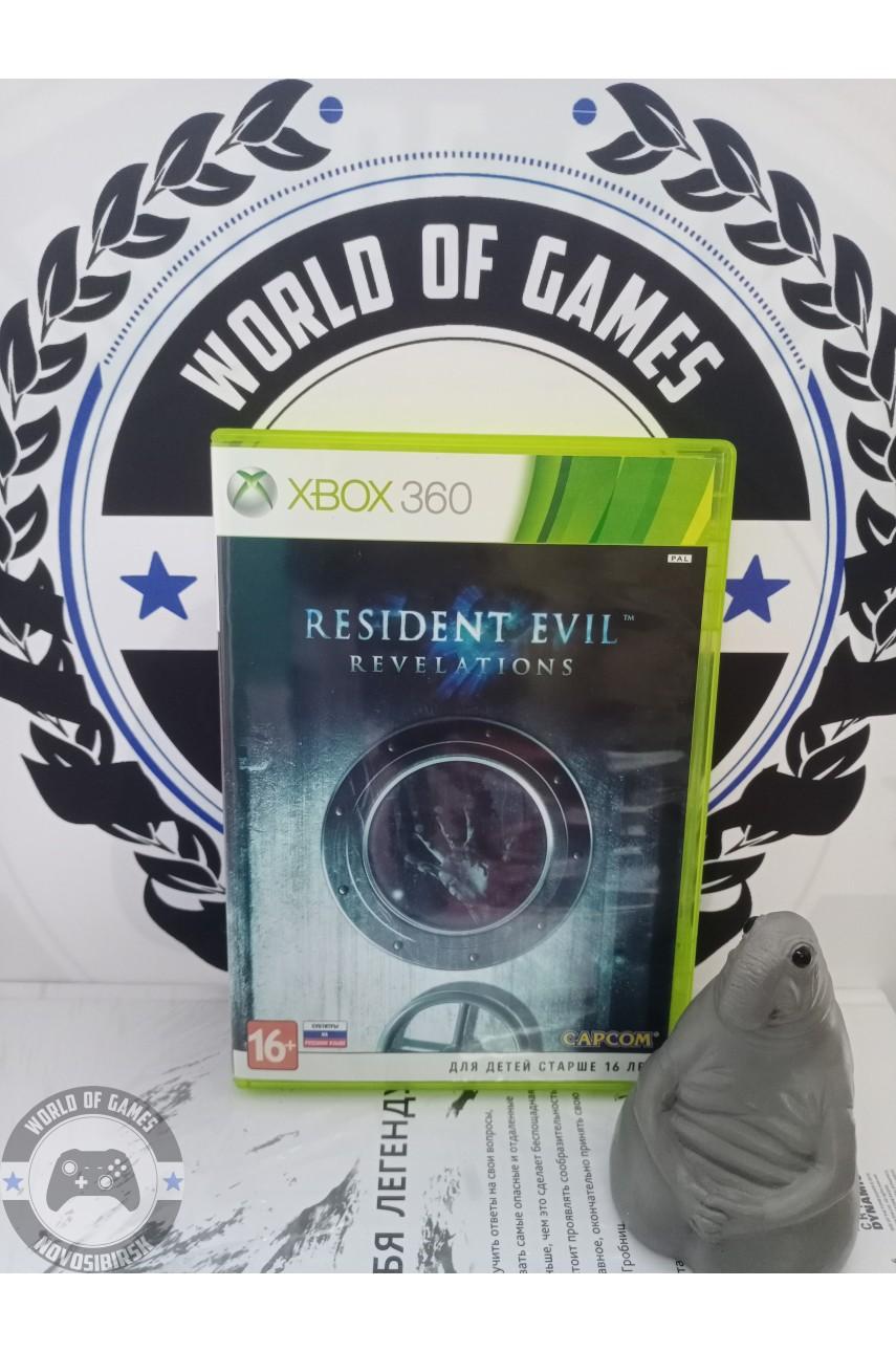 Resident Evil Revelations [Xbox 360]