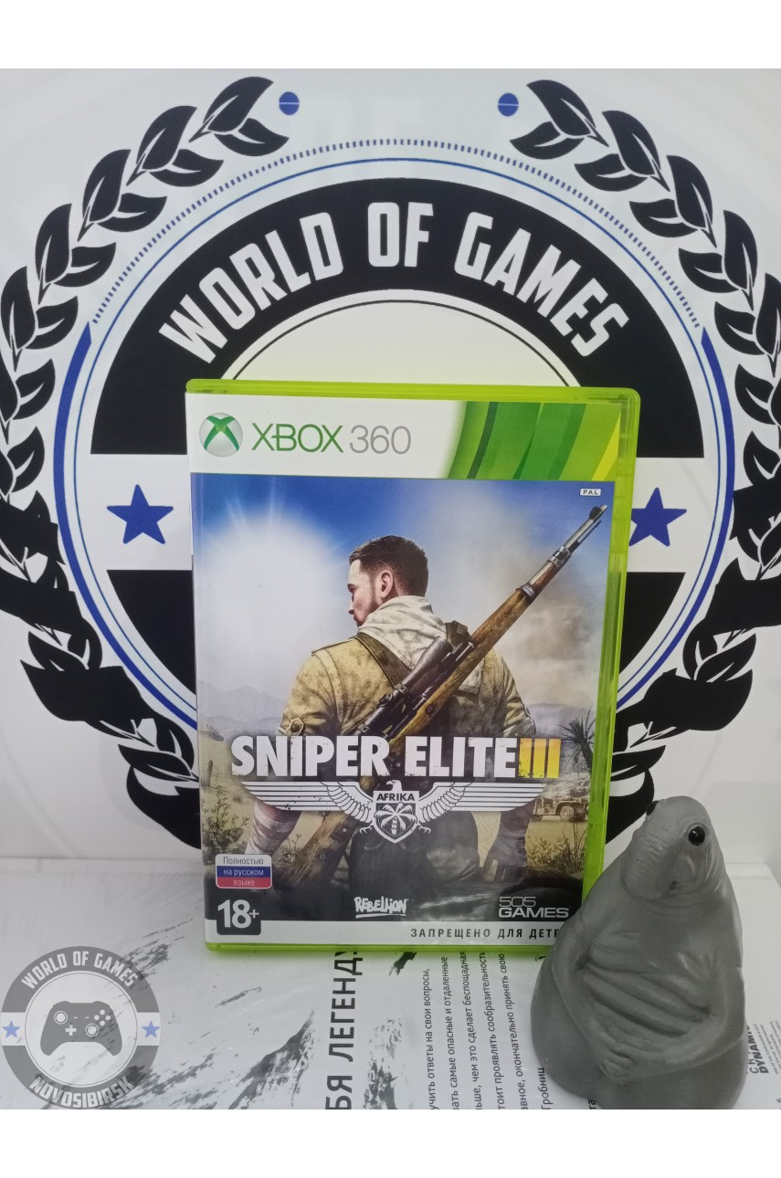 Sniper Elite 3 [Xbox 360]