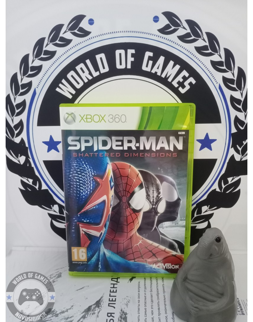 Spider-Man Shattered Dimensions [Xbox 360]