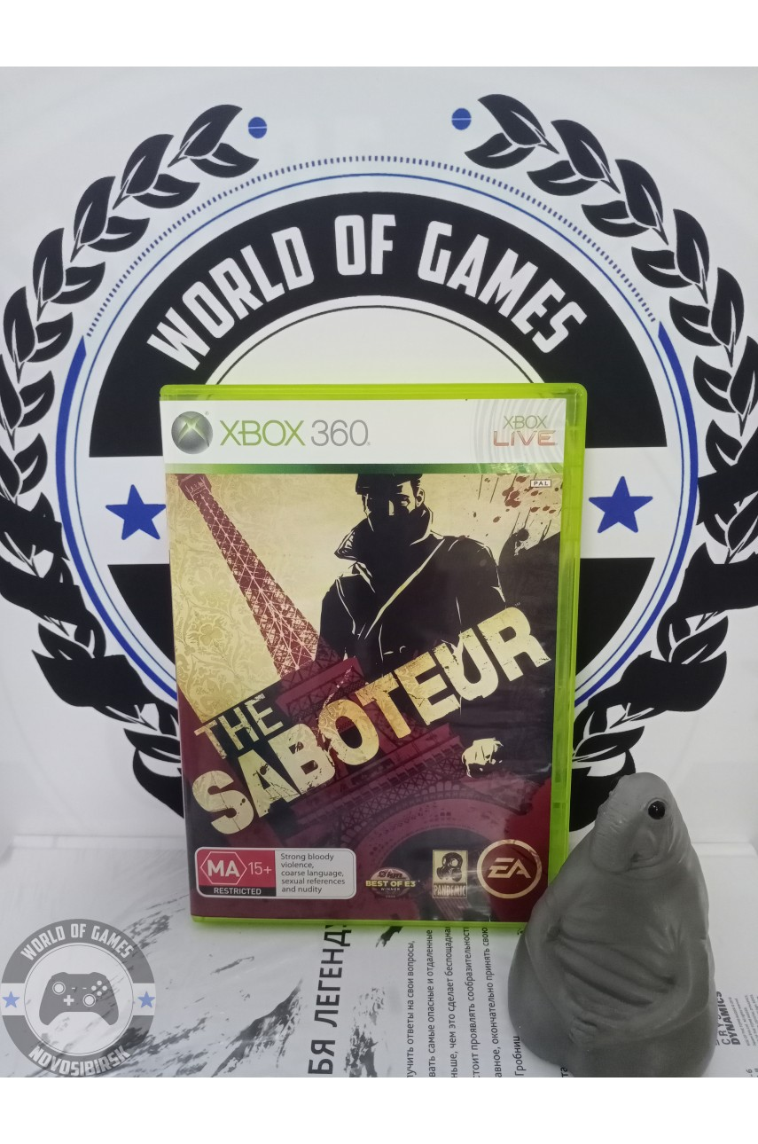 The Saboteur [Xbox 360]