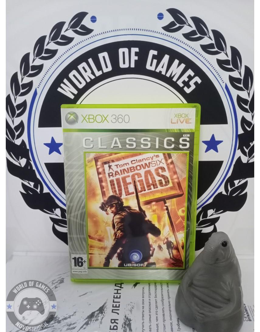 Tom Clancy's Rainbow Six Vegas [Xbox 360]