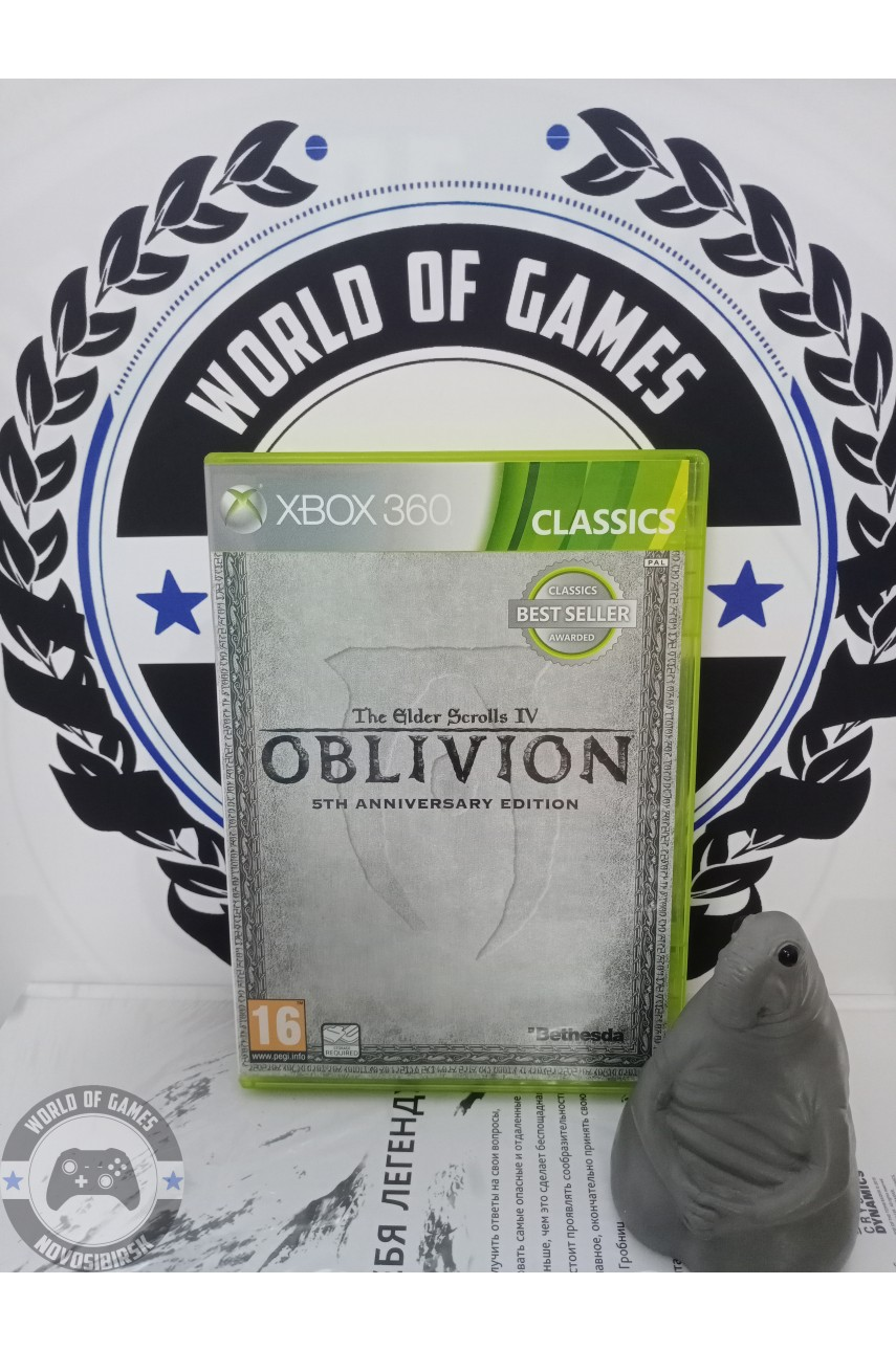 The Elder Scrolls 4 Oblivion [Xbox 360]