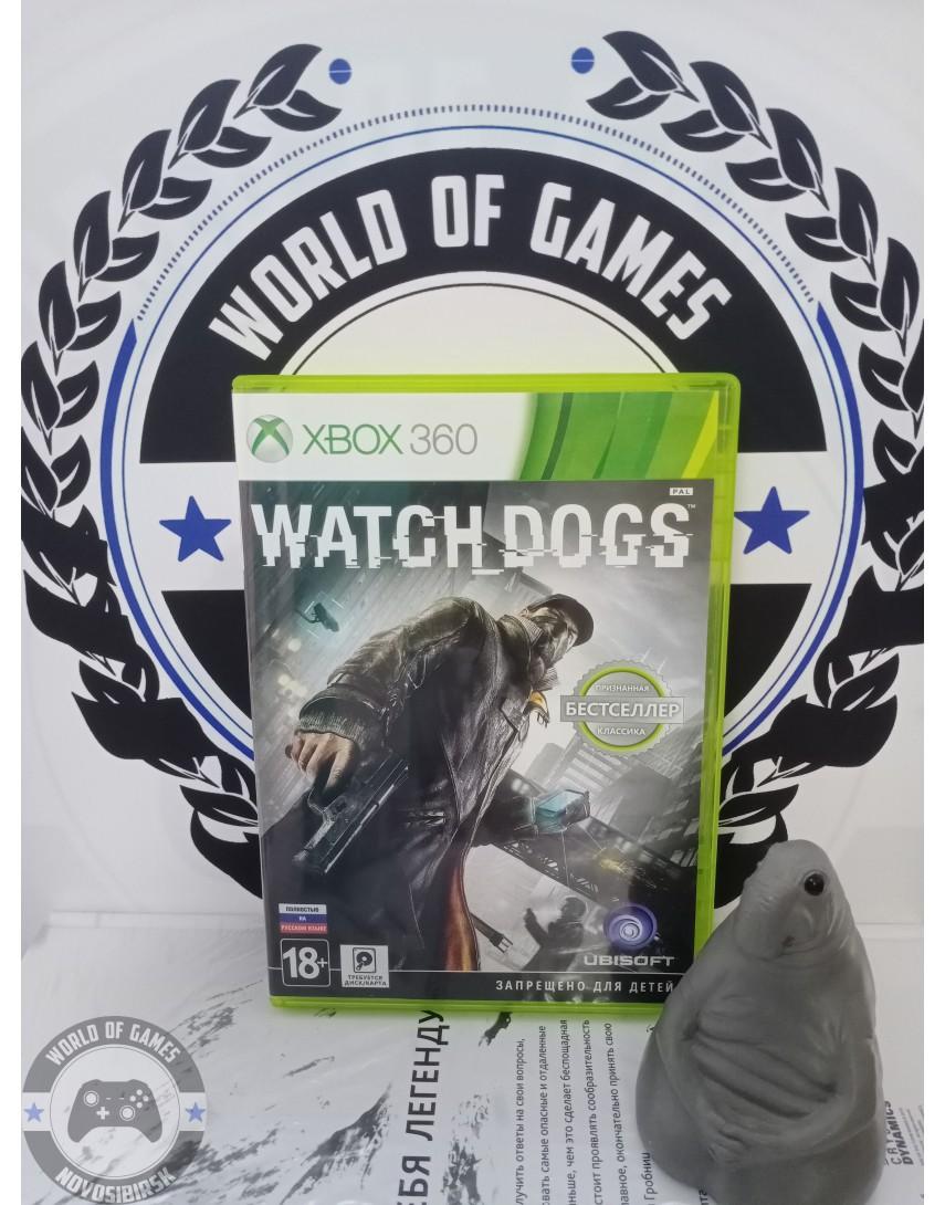 Watch Dogs [Xbox 360]