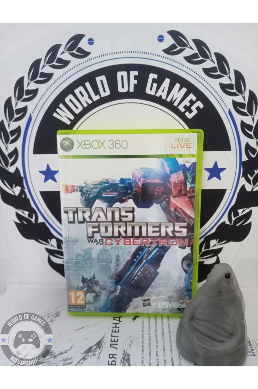 Transformers War of Cybertron [Xbox 360]