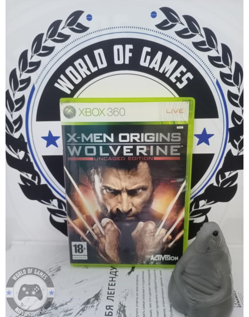 X-Men Origins Wolverine [Xbox 360]