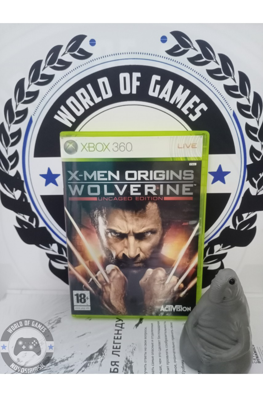 X-Men Origins Wolverine [Xbox 360]