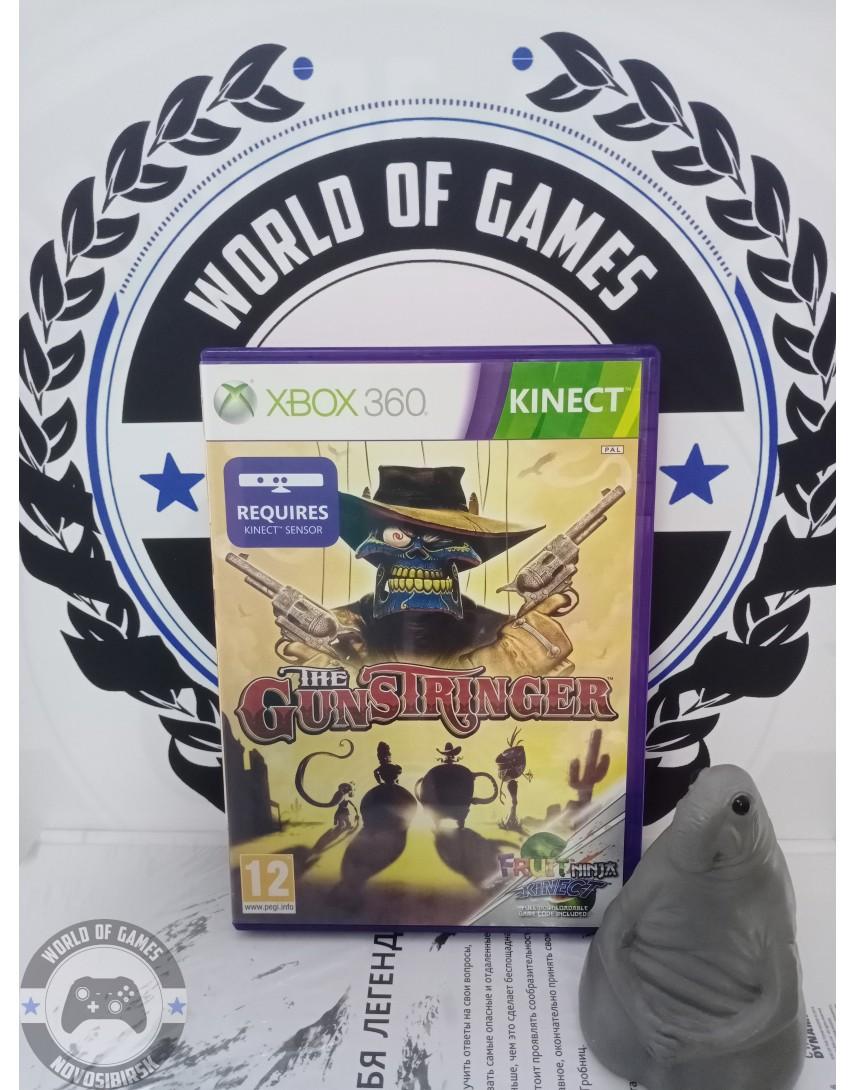 The Gunstringer [Xbox 360]