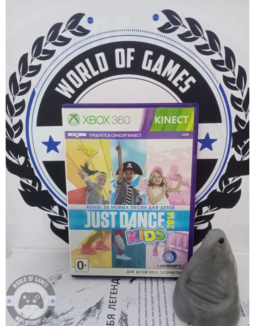 Just Dance Kids 2014 [Xbox 360]