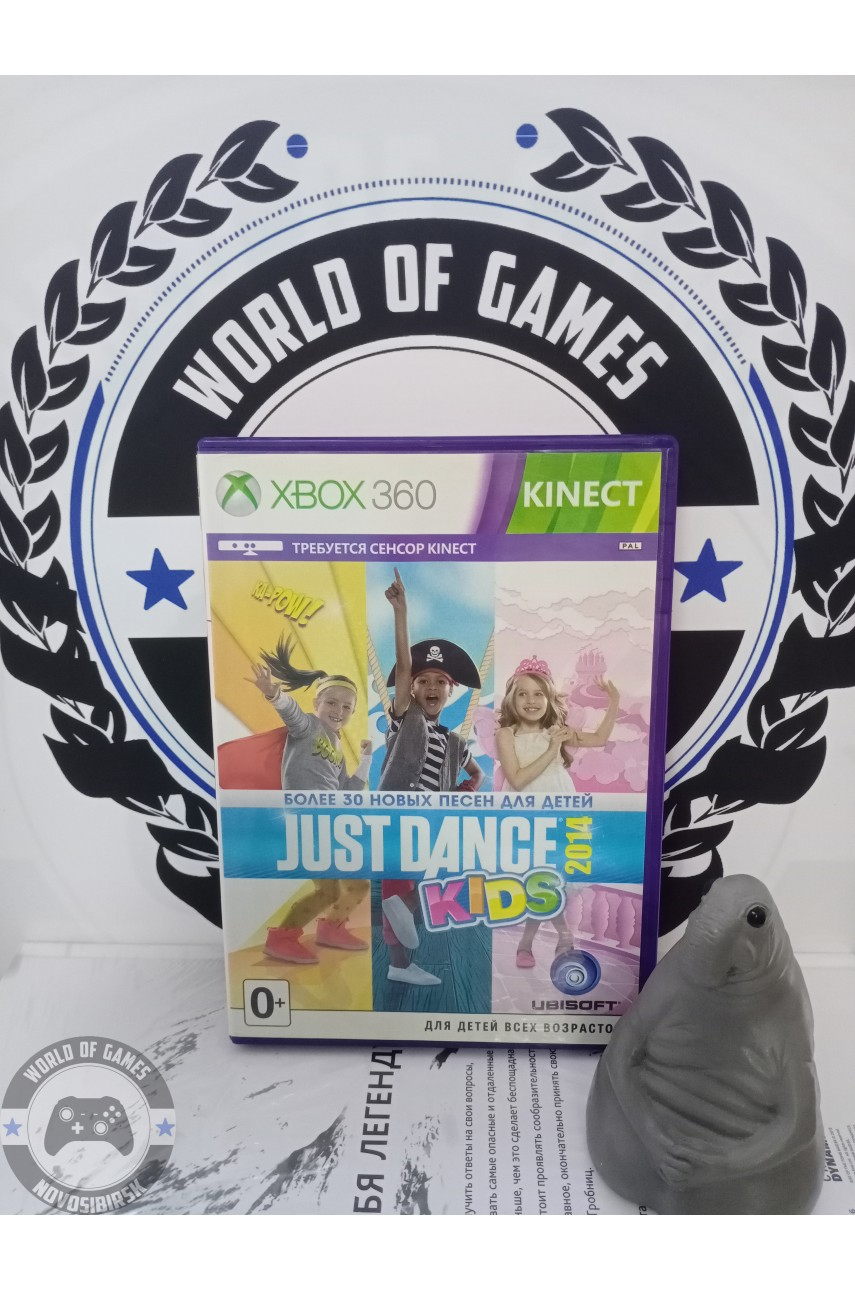Just Dance Kids 2014 [Xbox 360]