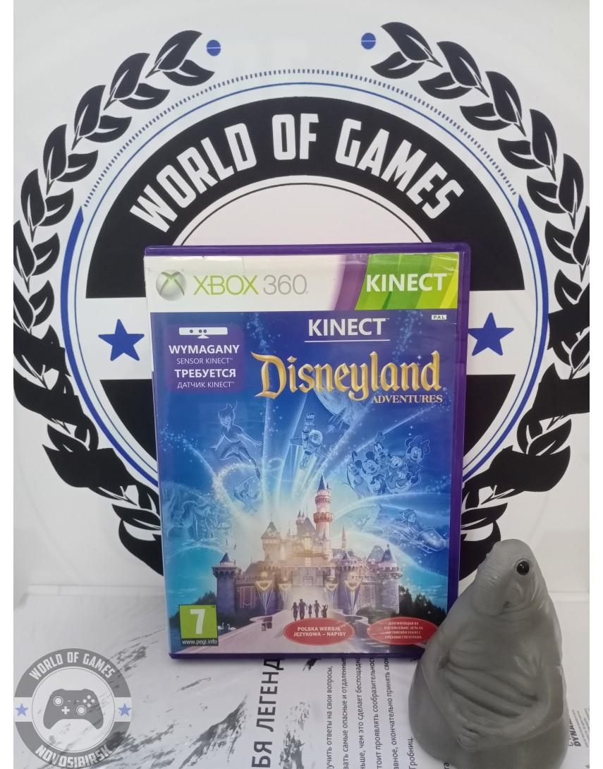 Kinect Disneyland Adventures [Xbox 360]