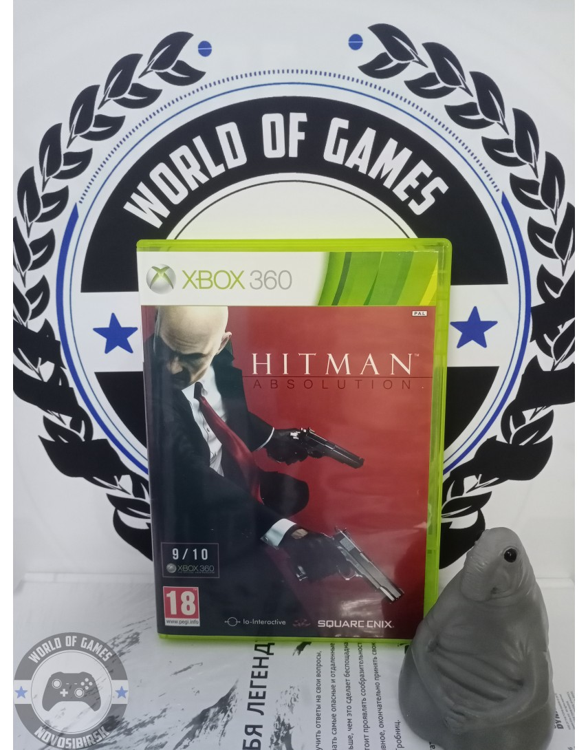 Hitman Absolution [Xbox 360]