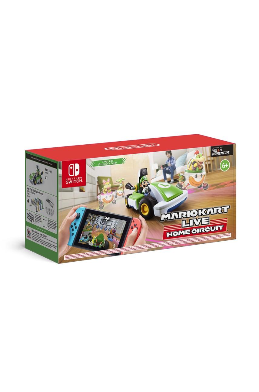 Набор для Nintendo Mario Kart Live Home Circuit - Luigi