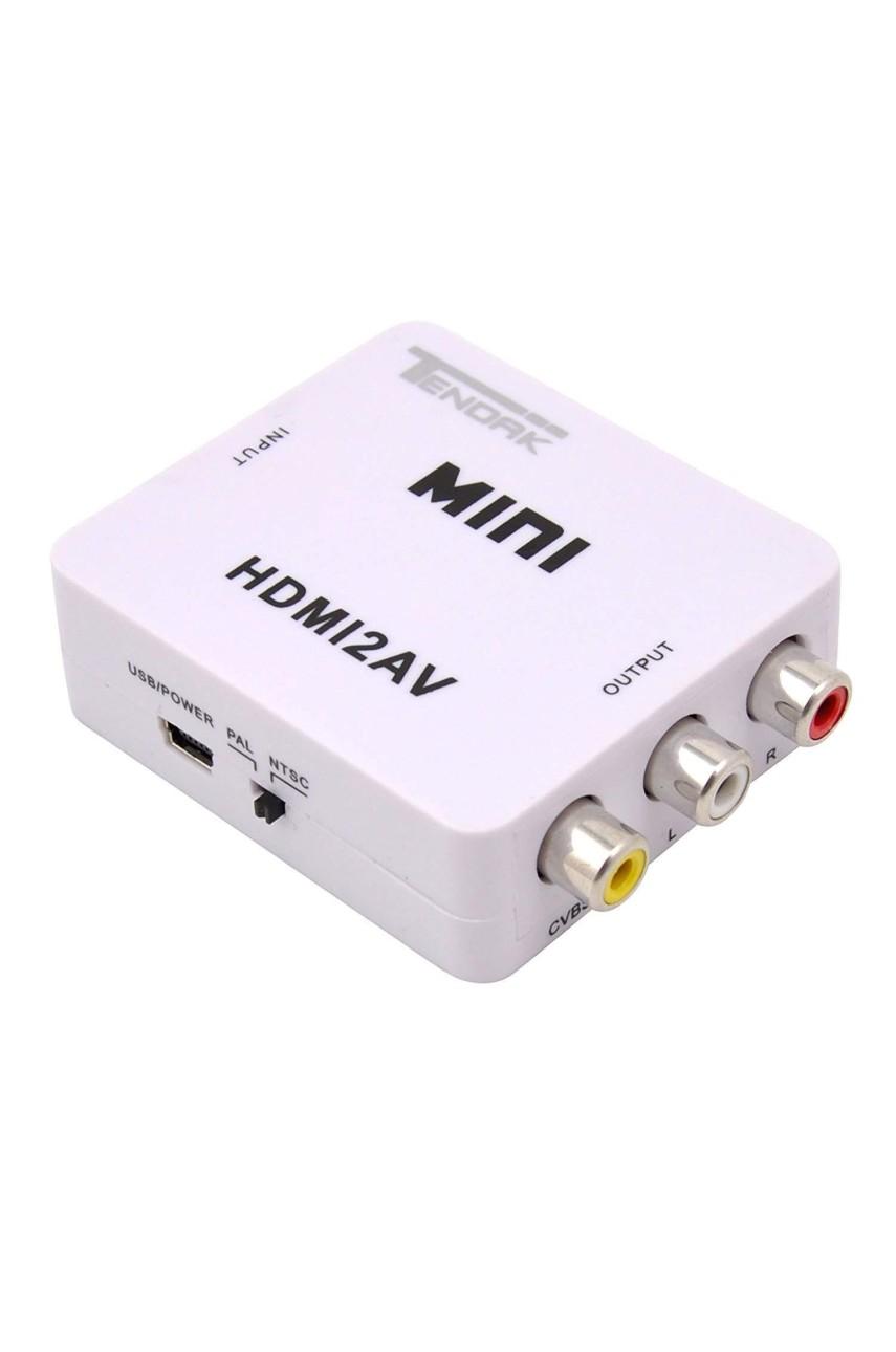 Видеоконвертор HDMI на 3RCA