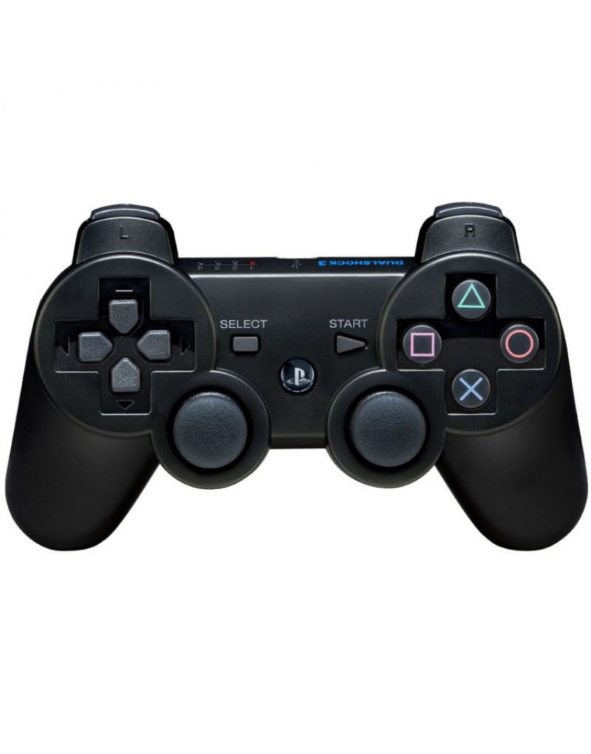 Геймпад для PS3 Dualshock 3 Black
