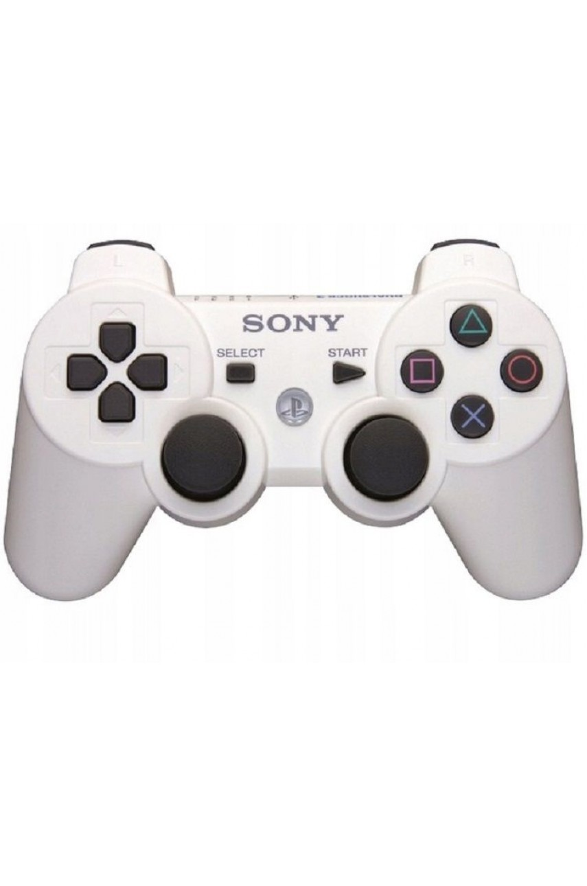 Геймпад для PS3 Dualshock 3 White