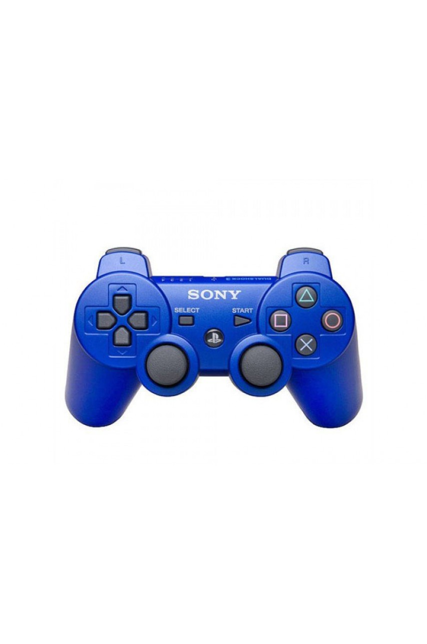 Геймпад для PS3 Dualshock 3 Blue