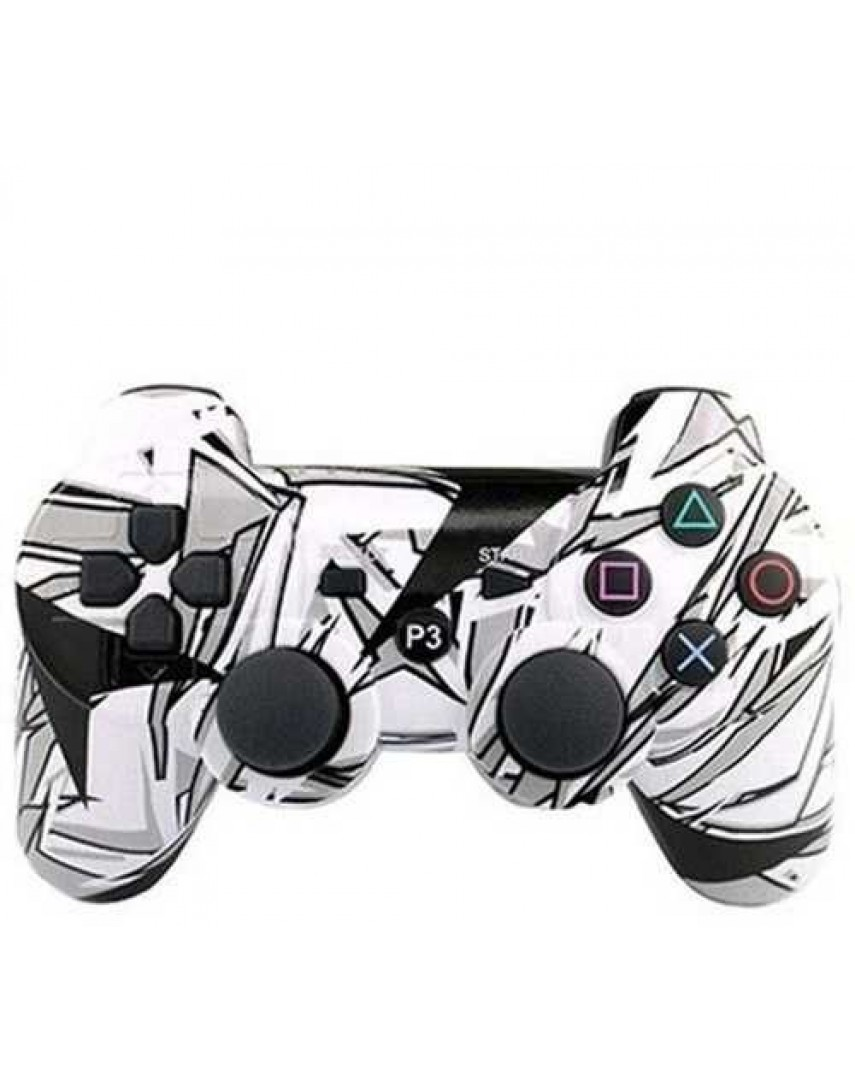 Геймпад для PS3 Dualshock 3 Gravity White