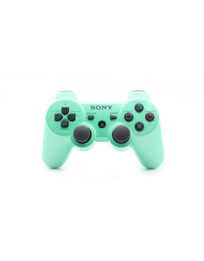 Геймпад для PS3 Dualshock 3 Green